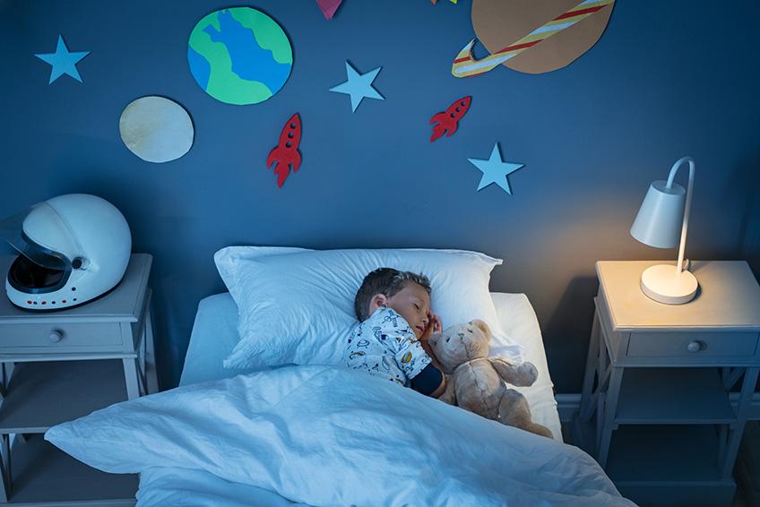 Çocuklar uyurken ne ister?